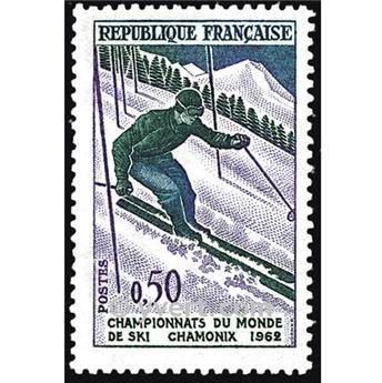 n° 1327 -  Timbre France Poste
