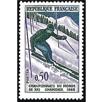 n.o 1327 -  Sello Francia Correos
