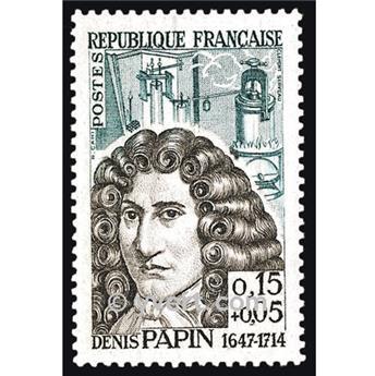 n° 1345 -  Selo França Correios