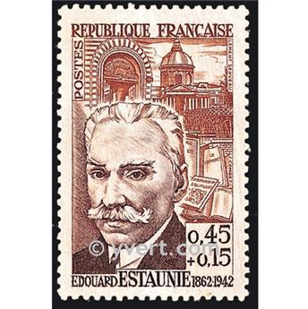 n° 1349 -  Selo França Correios