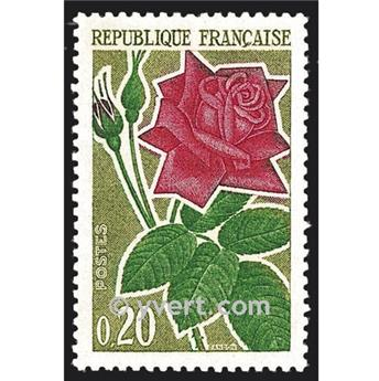 n° 1356 -  Timbre France Poste