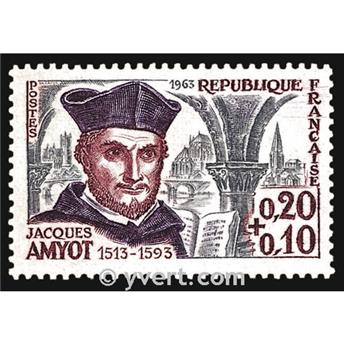 n° 1370 -  Timbre France Poste