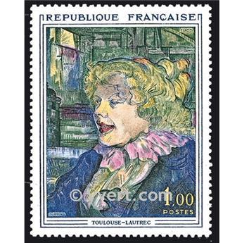 nr. 1426 -  Stamp France Mail