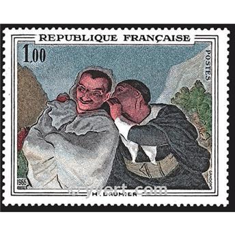 nr. 1494 -  Stamp France Mail