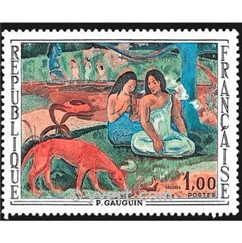 n° 1568 -  Selo França Correios