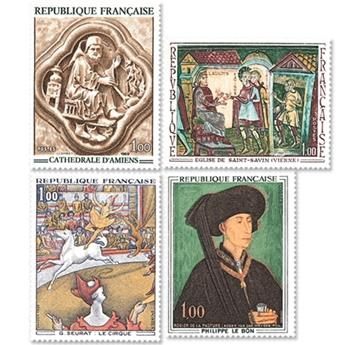 n° 1586/1588A -  Timbre France Poste