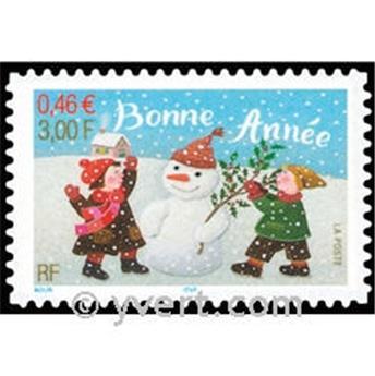n.o 3439/3440 -  Sello Francia Correos