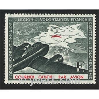 n°2 - Timbre France LVF