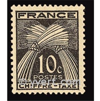n.o 67 -  Sello Francia Tasa