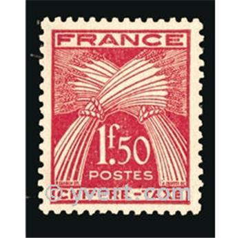 nr. 71 -  Stamp France Revenue stamp