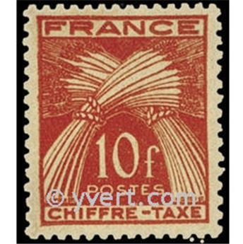 n.o 76 -  Sello Francia Tasa