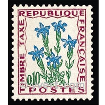 nr. 96 -  Stamp France Revenue stamp