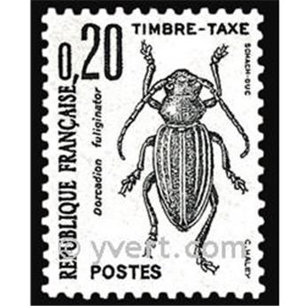 n.o 104 -  Sello Francia Tasa