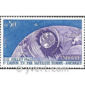nr. 165 -  Stamp Andorra Mail