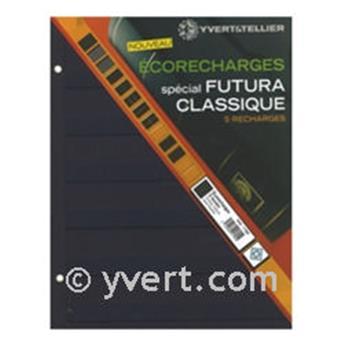 "Eco-Recharges ""FUTURA"" (x5)"