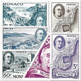 n° 295/300 -  Timbre Monaco Poste