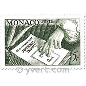 n° 392/393 -  Timbre Monaco Poste