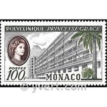 n° 513 -  Timbre Monaco Poste