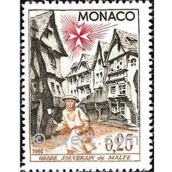 n° 552 -  Selo Mónaco Correios
