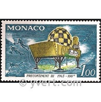 nr. 705 -  Stamp Monaco Mail