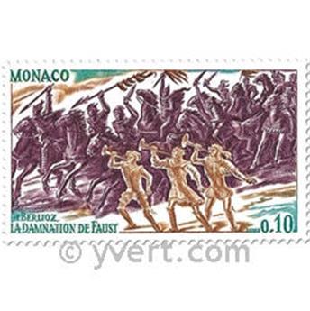 n° 779/787 -  Timbre Monaco Poste