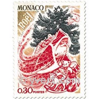 n° 871/873 -  Selo Mónaco Correios
