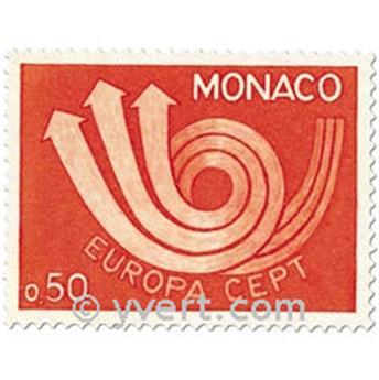 n.o 917/918 -  Sello Mónaco Correos