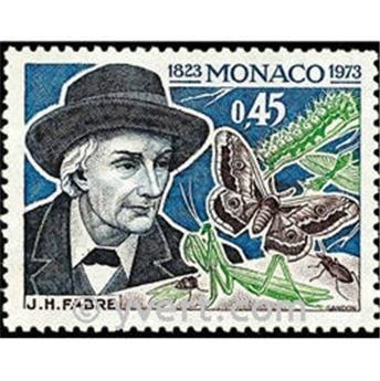 n.o 923 -  Sello Mónaco Correos