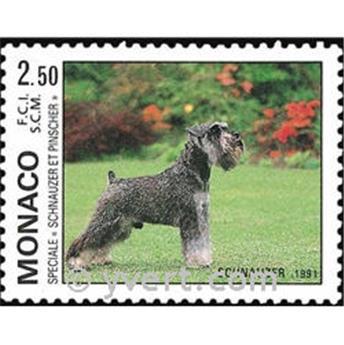 nr. 1760 -  Stamp Monaco Mail