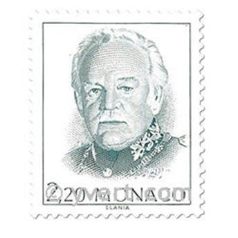 n° 1779/1782 -  Selo Mónaco Correios
