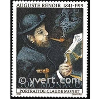 n° 1789 -  Timbre Monaco Poste
