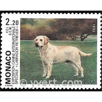 nr. 1813 -  Stamp Monaco Mail