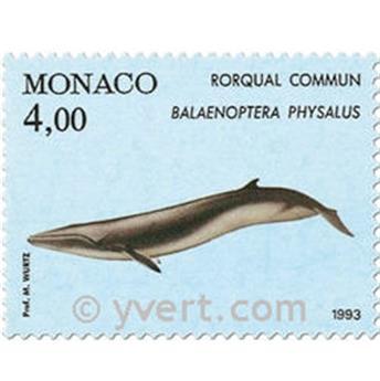 n° 1860/1863 (BF 59) -  Timbre Monaco Poste