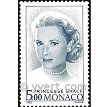 n.o 1871 -  Sello Mónaco Correos
