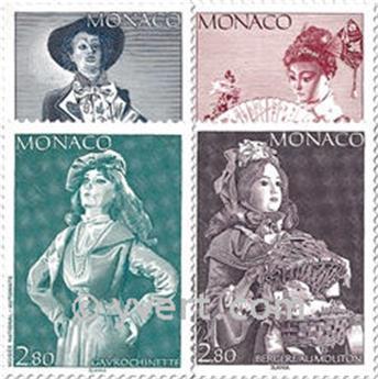 n° 1919/1922 -  Timbre Monaco Poste