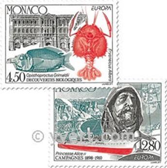 n° 1935/1936 -  Timbre Monaco Poste