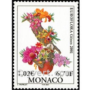 n.o 2297 -  Sello Mónaco Correos