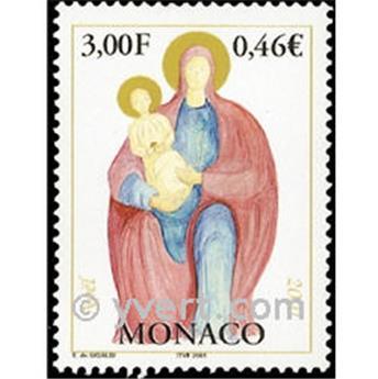 n° 2317 -  Selo Mónaco Correios