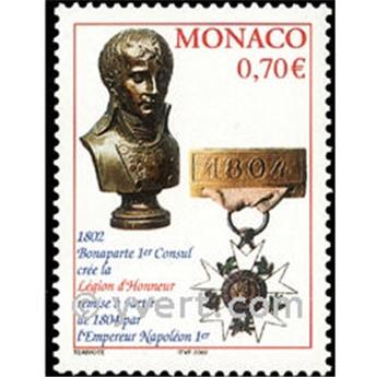n° 2341 -  Timbre Monaco Poste