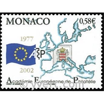 n.o 2346 -  Sello Mónaco Correos