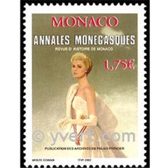 n.o 2365 -  Sello Mónaco Correos