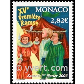 n° 2383 -  Timbre Monaco Poste