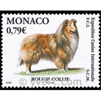 n° 2388 -  Timbre Monaco Poste