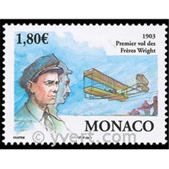 n° 2399 -  Selo Mónaco Correios