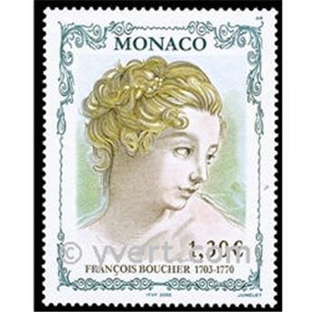 n° 2403 -  Selo Mónaco Correios