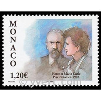 n.o 2408 -  Sello Mónaco Correos