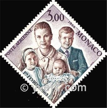 n° 85 -  Timbre Monaco Poste aérienne