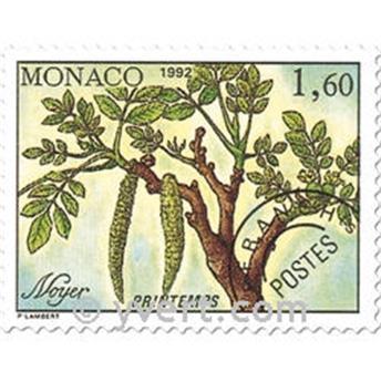 n.o 110 / 113 -  Sello Mónaco Precancelados