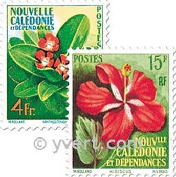 n° 288/289 -  Timbre Nelle-Calédonie Poste
