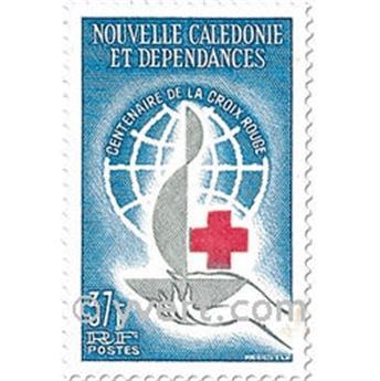 n.o 312 -  Sello Nueva Caledonia Correos